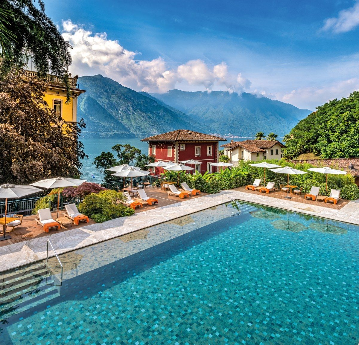 Grand Hotel Tremezzo Lake Como Italy Hotel Review Lake Hotel Lake Como Italy Hotels Lake Como Hotels