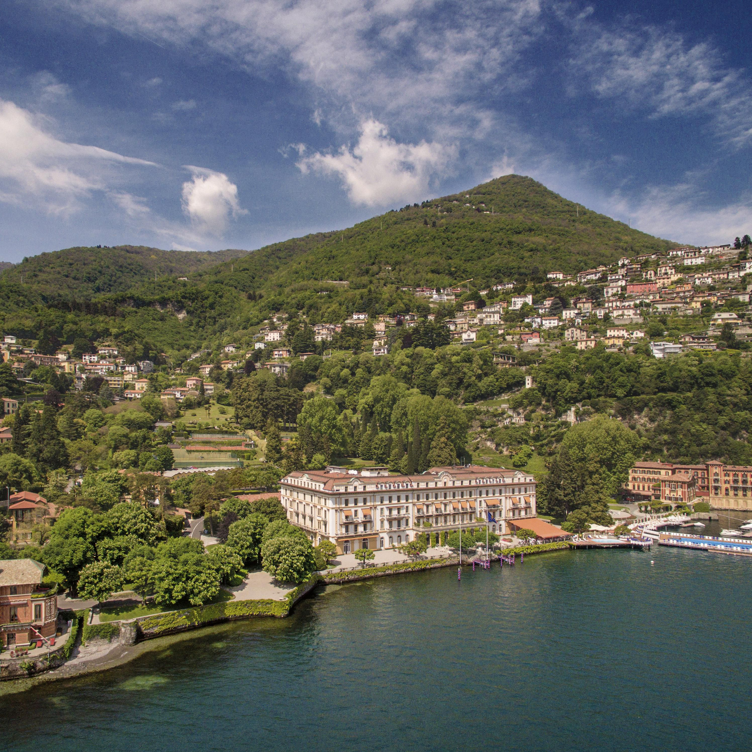 The Dreamiest Lake Como Destination Wedding Venues