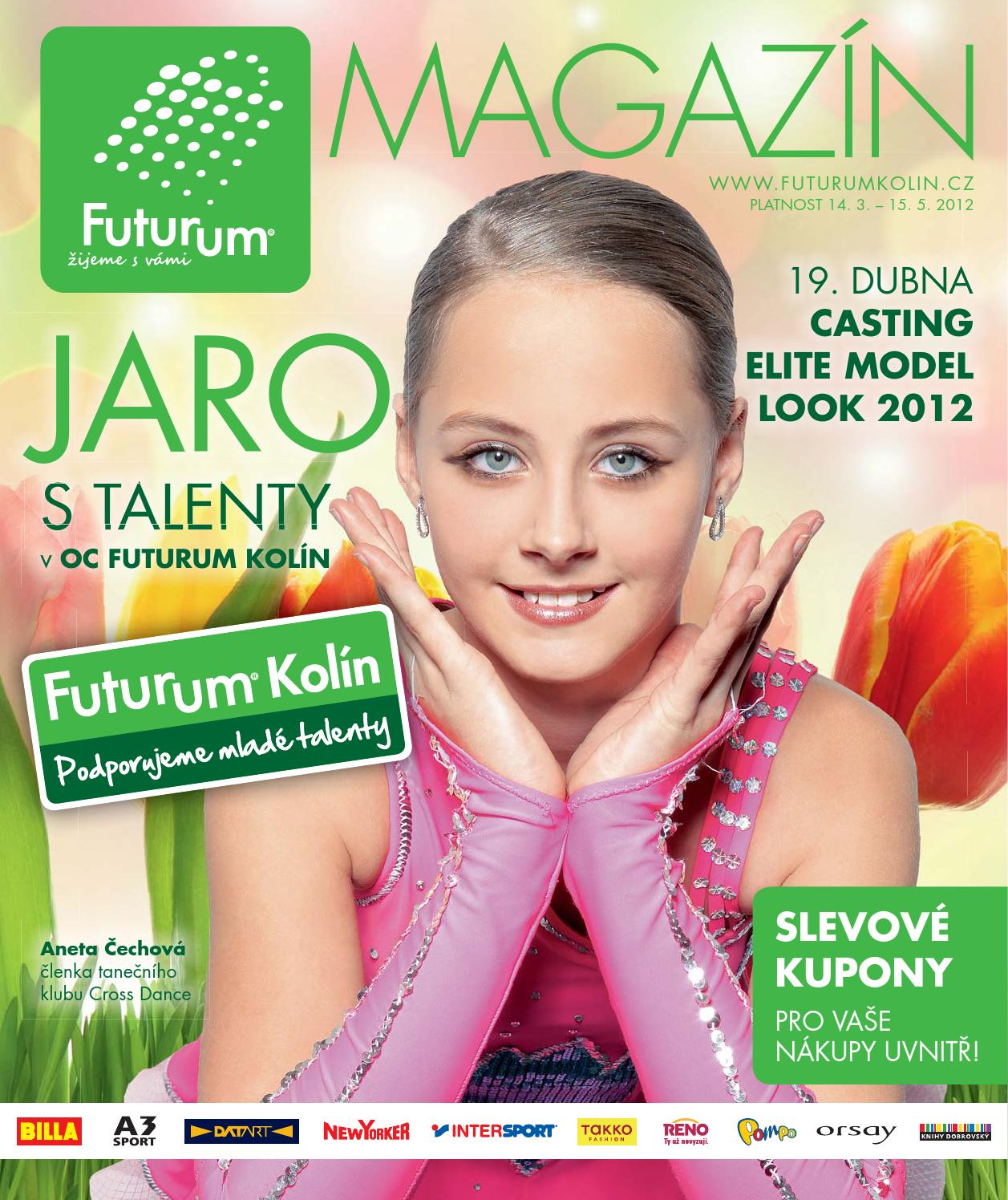 Magazin Oc Futurum Kolin By Knihovna Medii Issuu