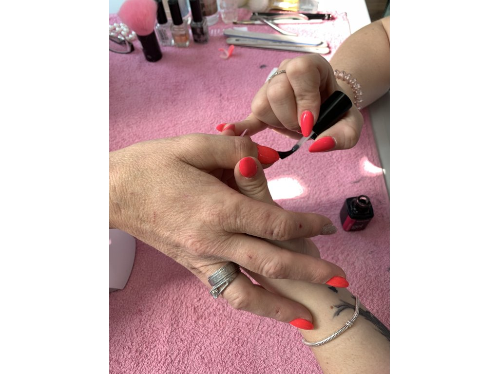 Zpevneni Prirodnich Nehtu Gel Lak Rocklac Dipping System Enii Nails