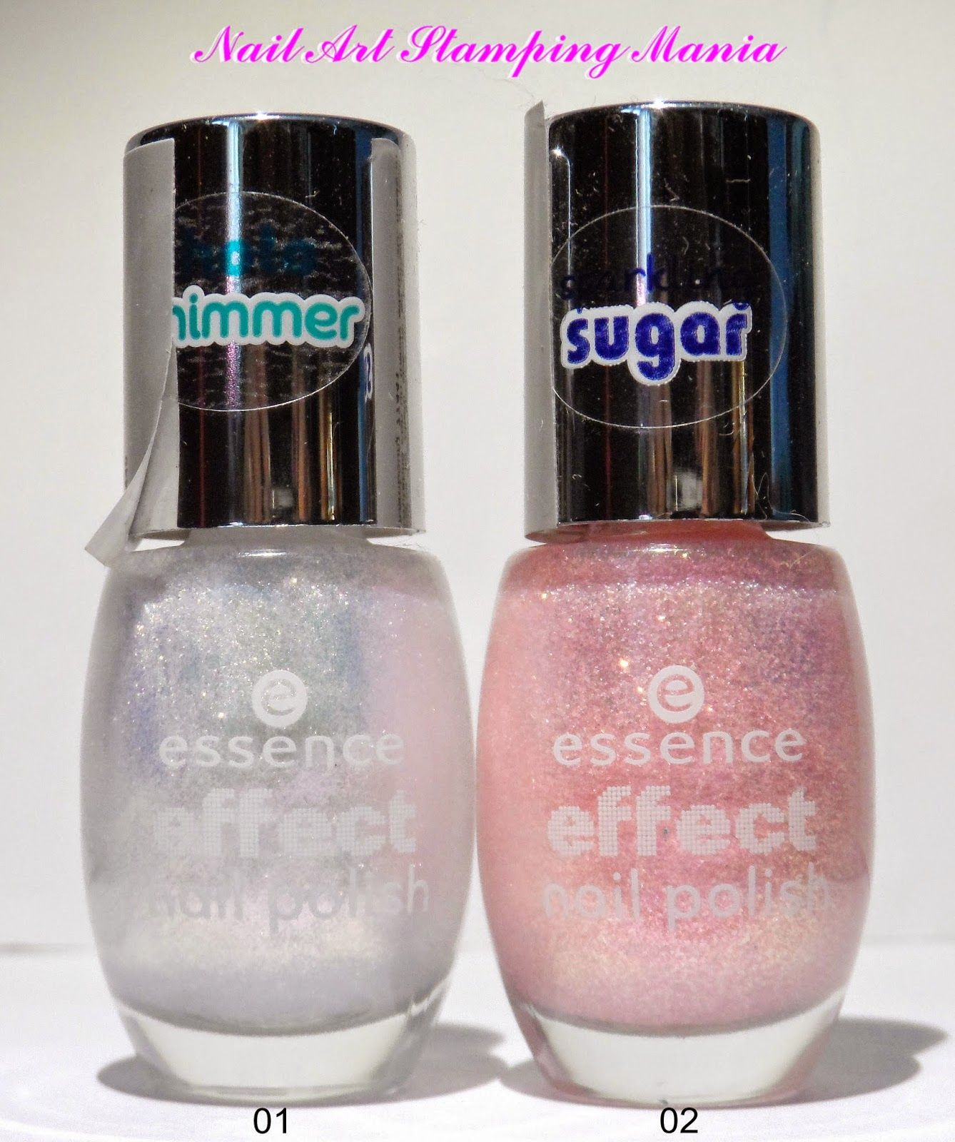 Essence Effect Nail Polish Pixie Dust Review Papillon Day Spa