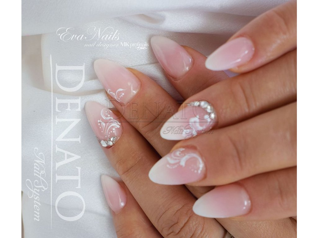 Touch Gel French Polar White Denato