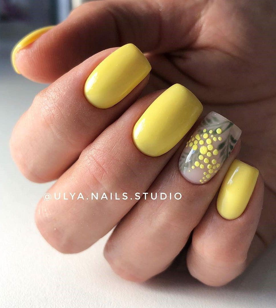 70 Cute And Trendy Square Nails Design Gelove Nehty Nehet Nehty