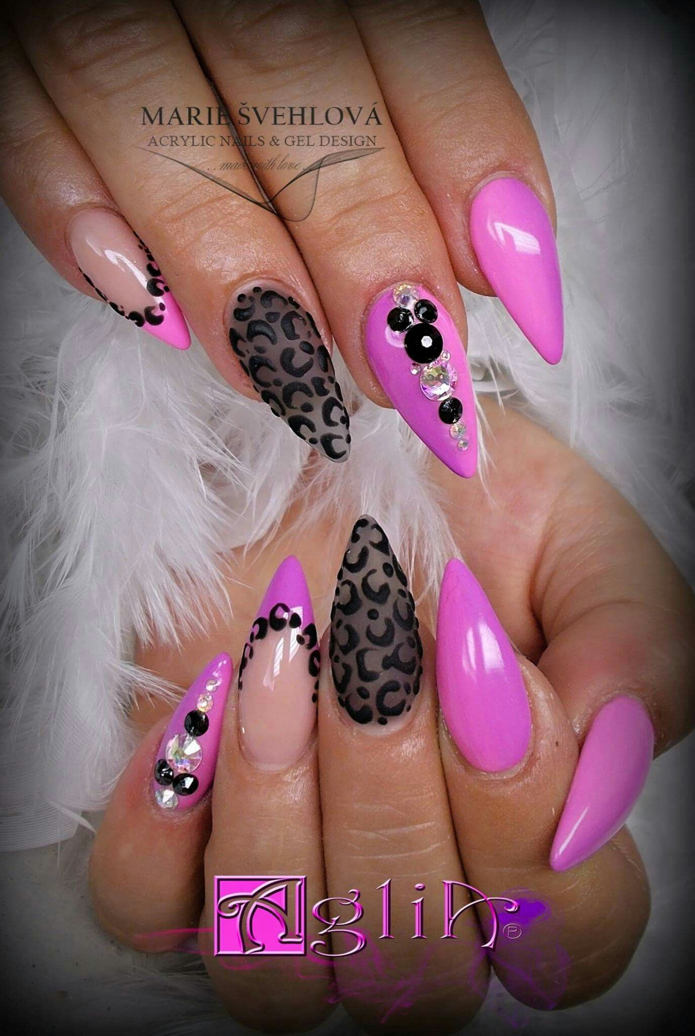 Pin By Acrylic Nails Gel Design On My Work Acrylic Nails Gel Design