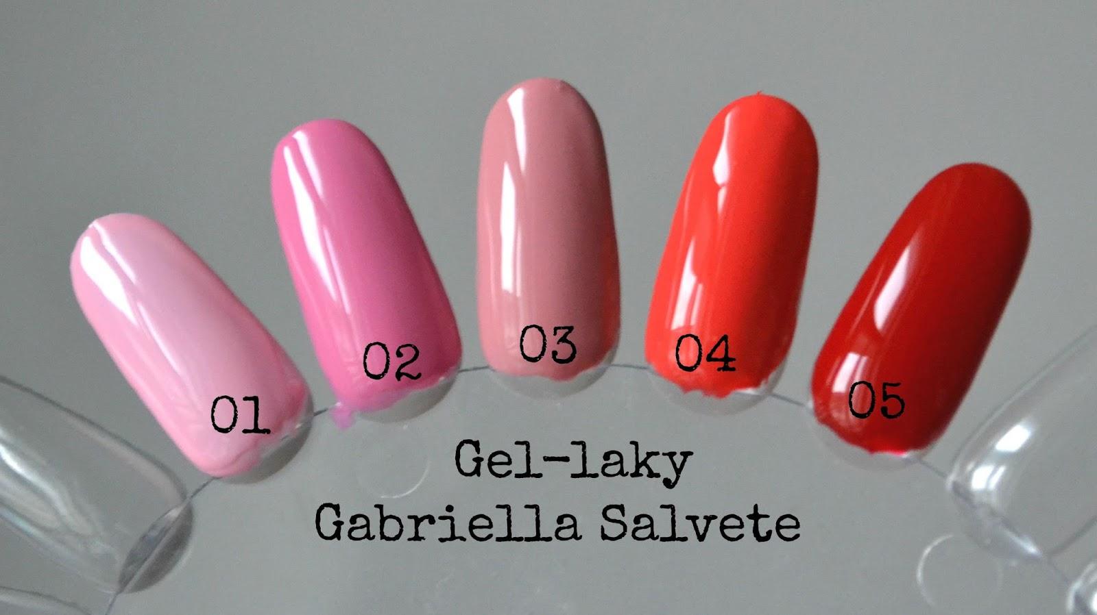 Ordinary Life Gel Laky Od Gabriella Salvete