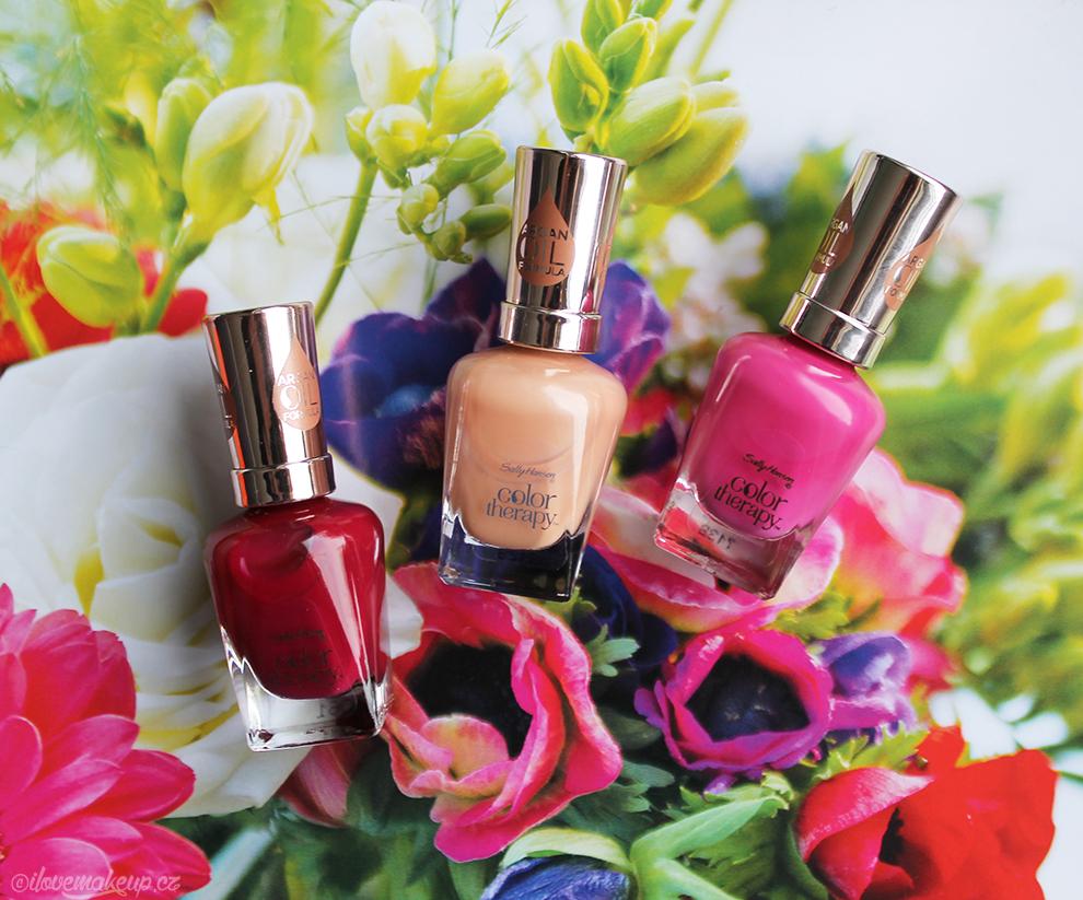 Sally Hansen Color Therapy A Pece Proti Trepeni Nehtu Giveaway Ilovemakeup