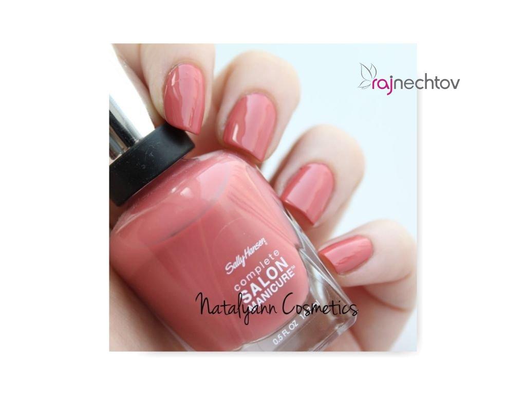 Sally Hansen Lak Complete Salon Manicure 260 14 7 Ml Raj Nechtov