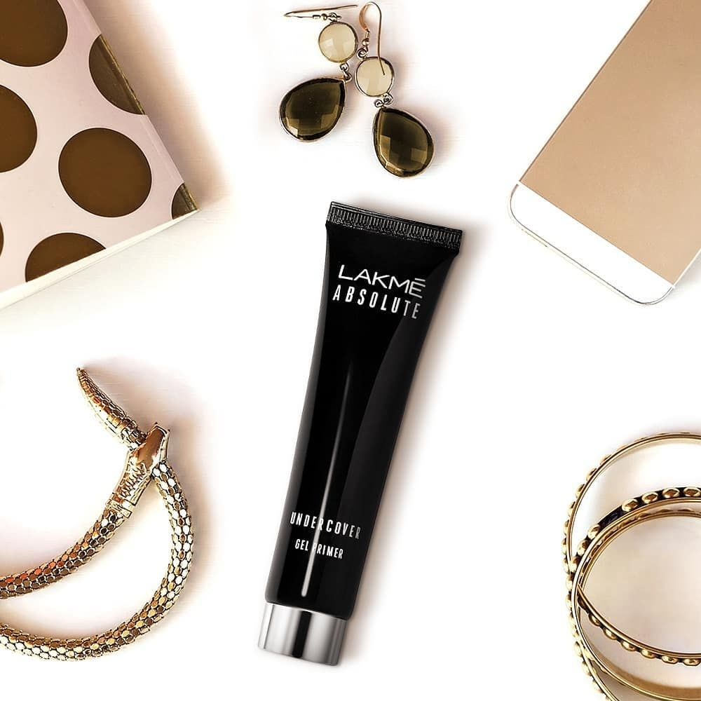 Make Your Makeup Last Longer And Get A Smooth Finish This Summer With The All New Lakme Absolute Undercover Gel Primer T Gel Primer Light Gels Makeup Yourself