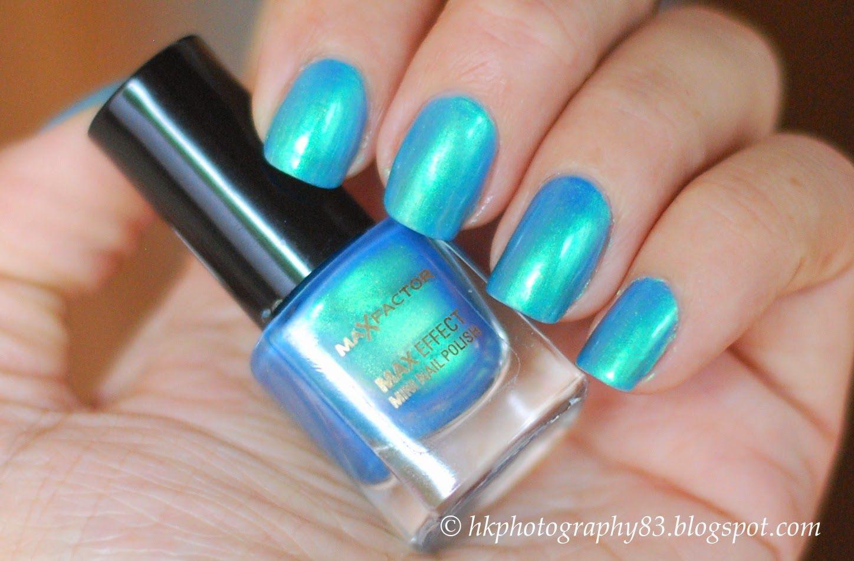 Max Factor Dazzling Blue Nehet