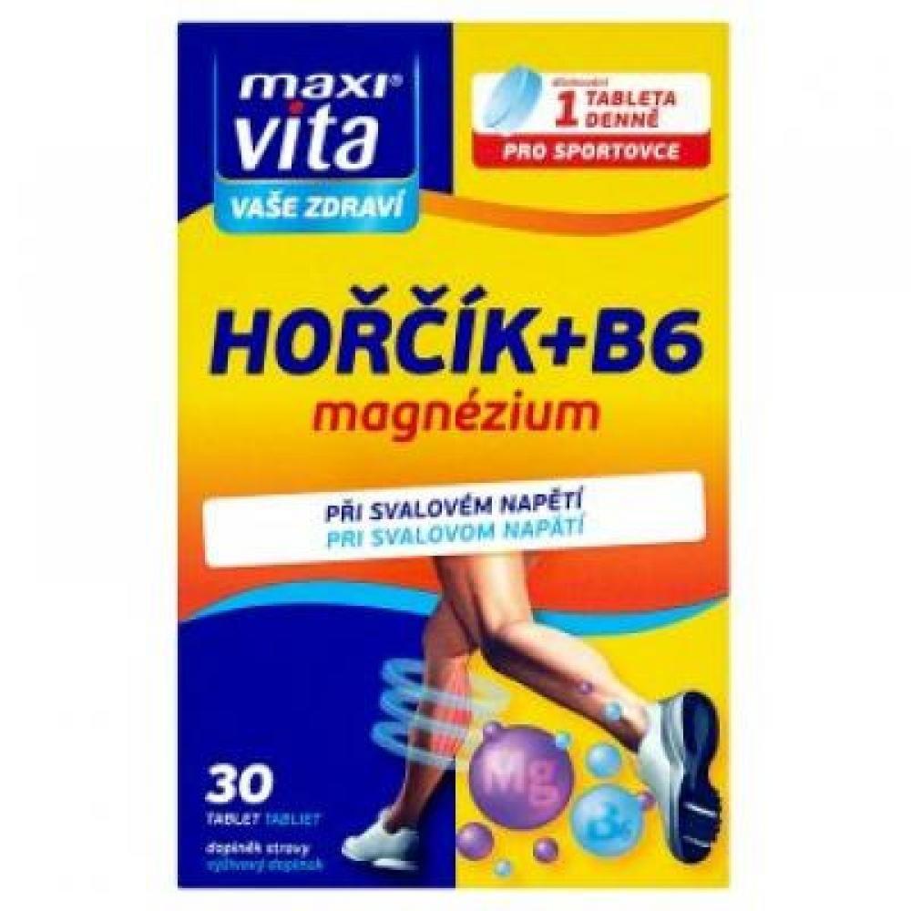 Maxivita Horcik B6 30 Tabliet Mojalekaren Sk