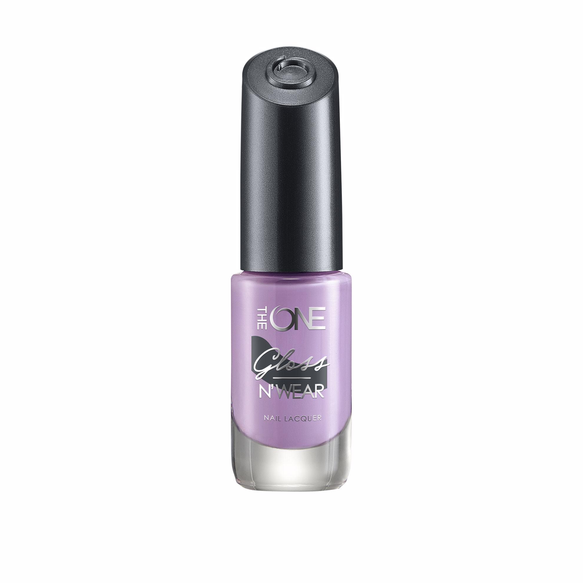 Leskly Lak Na Nehty The One 35558 Laky Na Nehty Dekorativni Kosmetika Oriflame Cosmetics