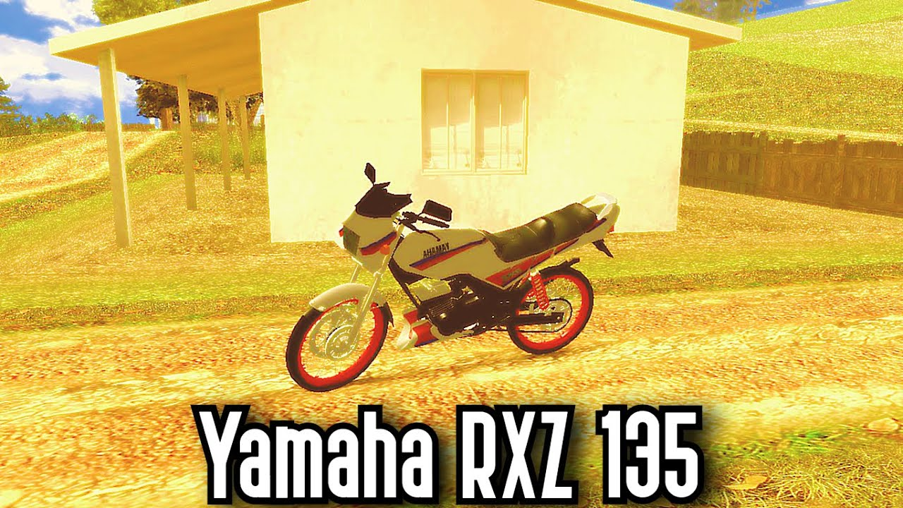 Gta Motovlog 77 Yamaha Rxz 135 A Toda Velocidad Con El Modelazo Youtube