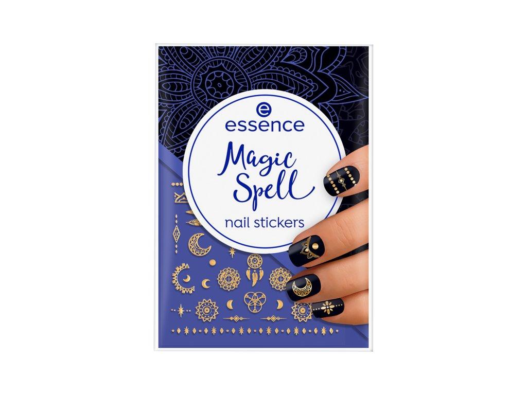 Essence Nalepky Na Nehty Nail Art Magic Spell Dekorativka Cz