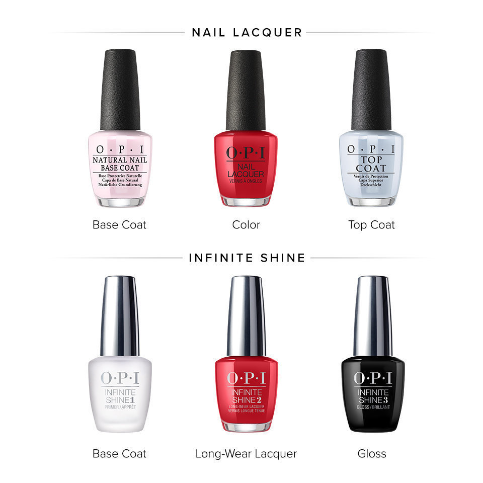 Positive Vibes Only Nail Lacquer Opi