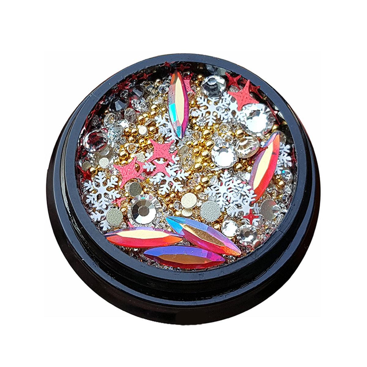 Ozdoby Na Nehty Nehtova Bizuterie Luxury Jewelry 02 Produkty Pro Nehtovy Design