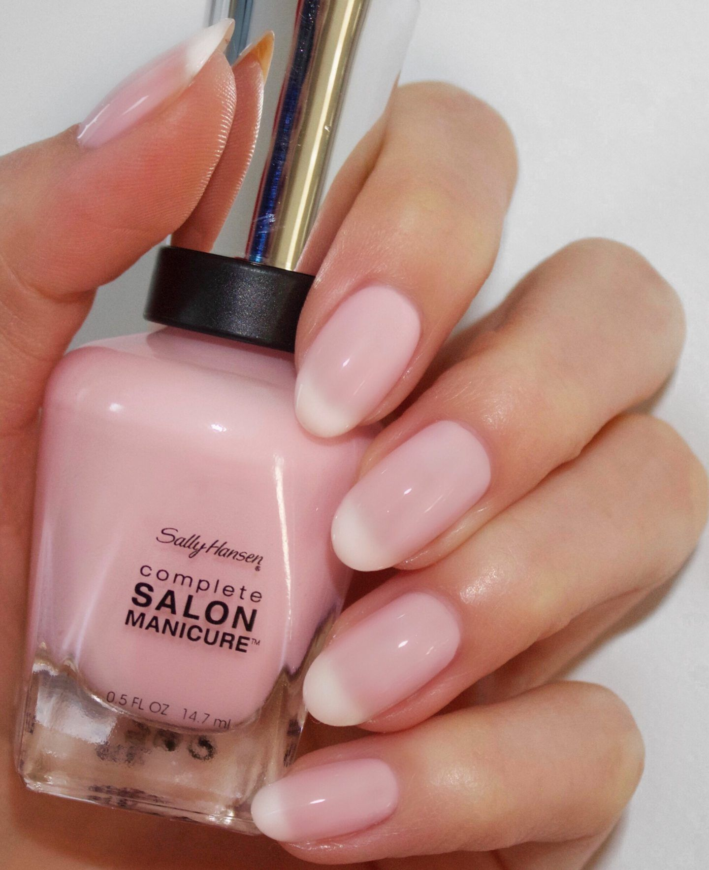 Blush Against The World Sally Hansen Gel Nails Sally Hansen Nail Polish Sheer Nails