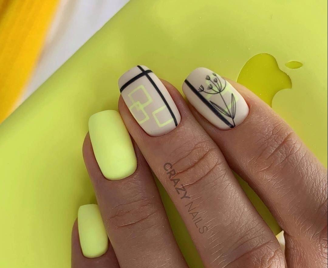Stylova Manikura Pro Kratke Nehty 2020 Modni Trendy Varianty Designu Napady Confetissimo Blog Pro Zeny