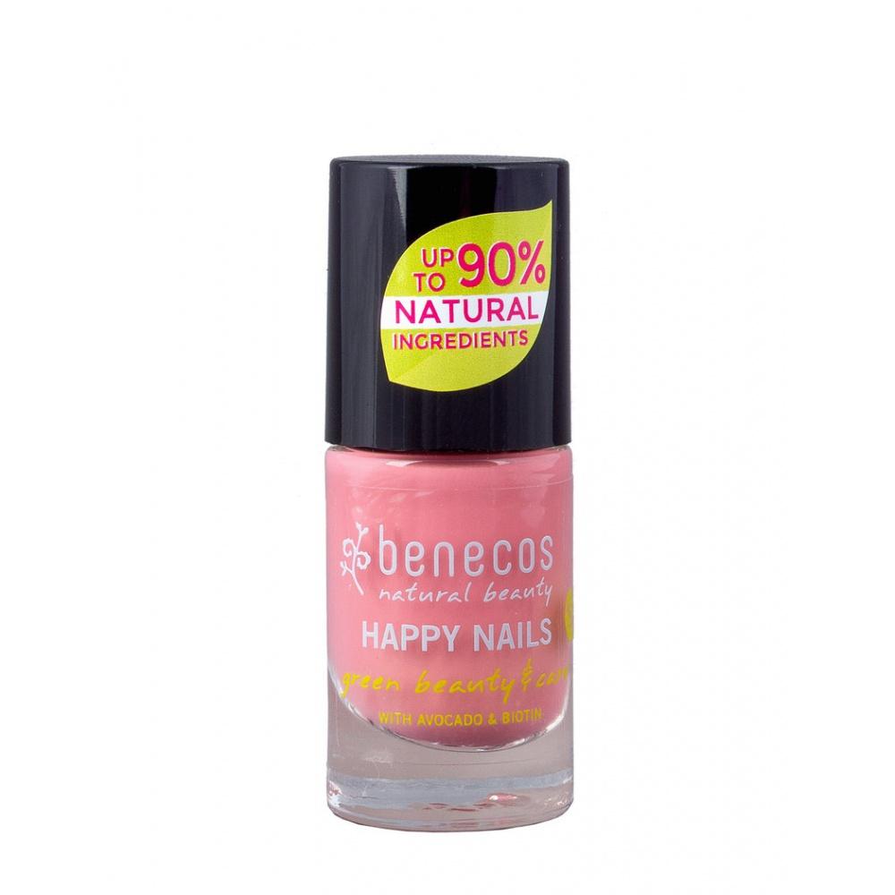 Benecos Lak Na Nehty Bubble Gum 8 Free Dumeko Cz Prirodni Kosmetika A Ekologicka Domacnost