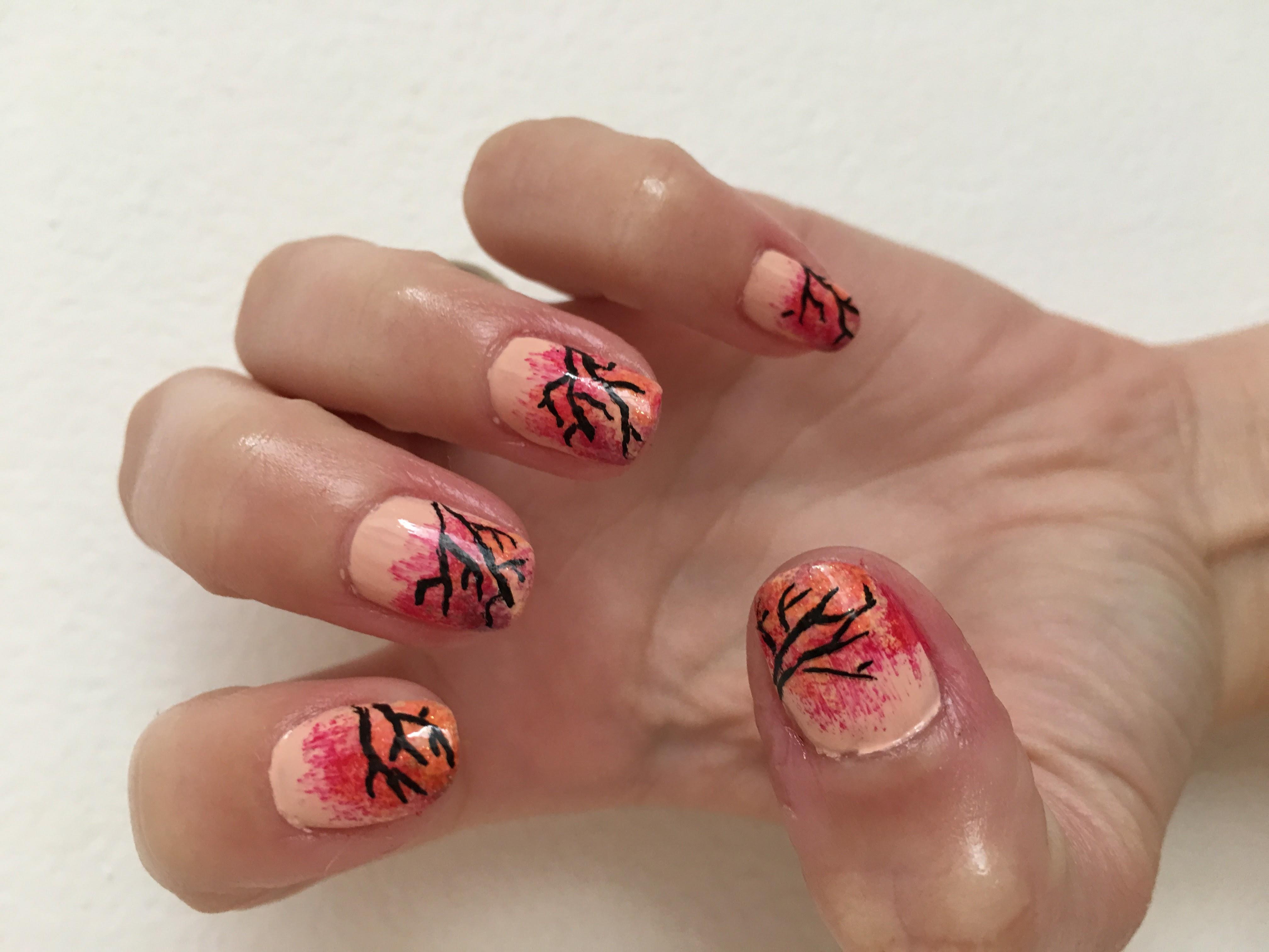 Nail Art Cesky