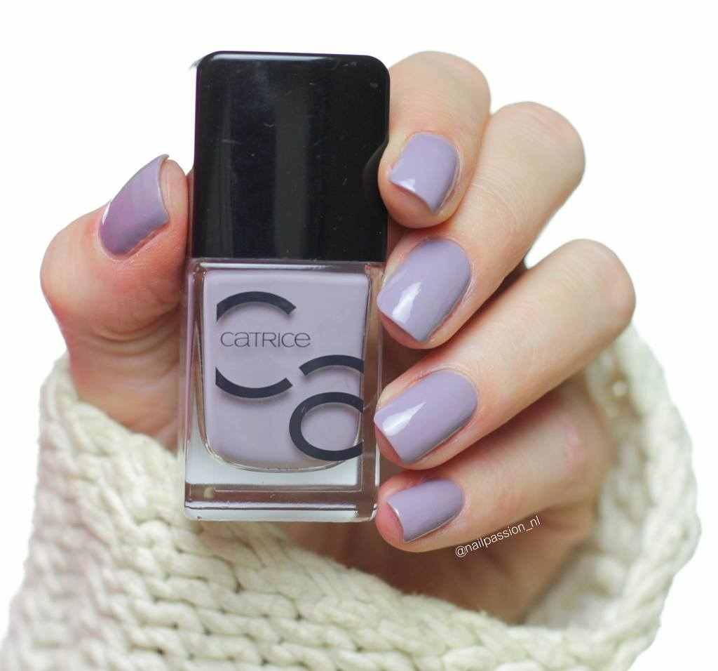 Review Swatches Catrice Iconails Jamey