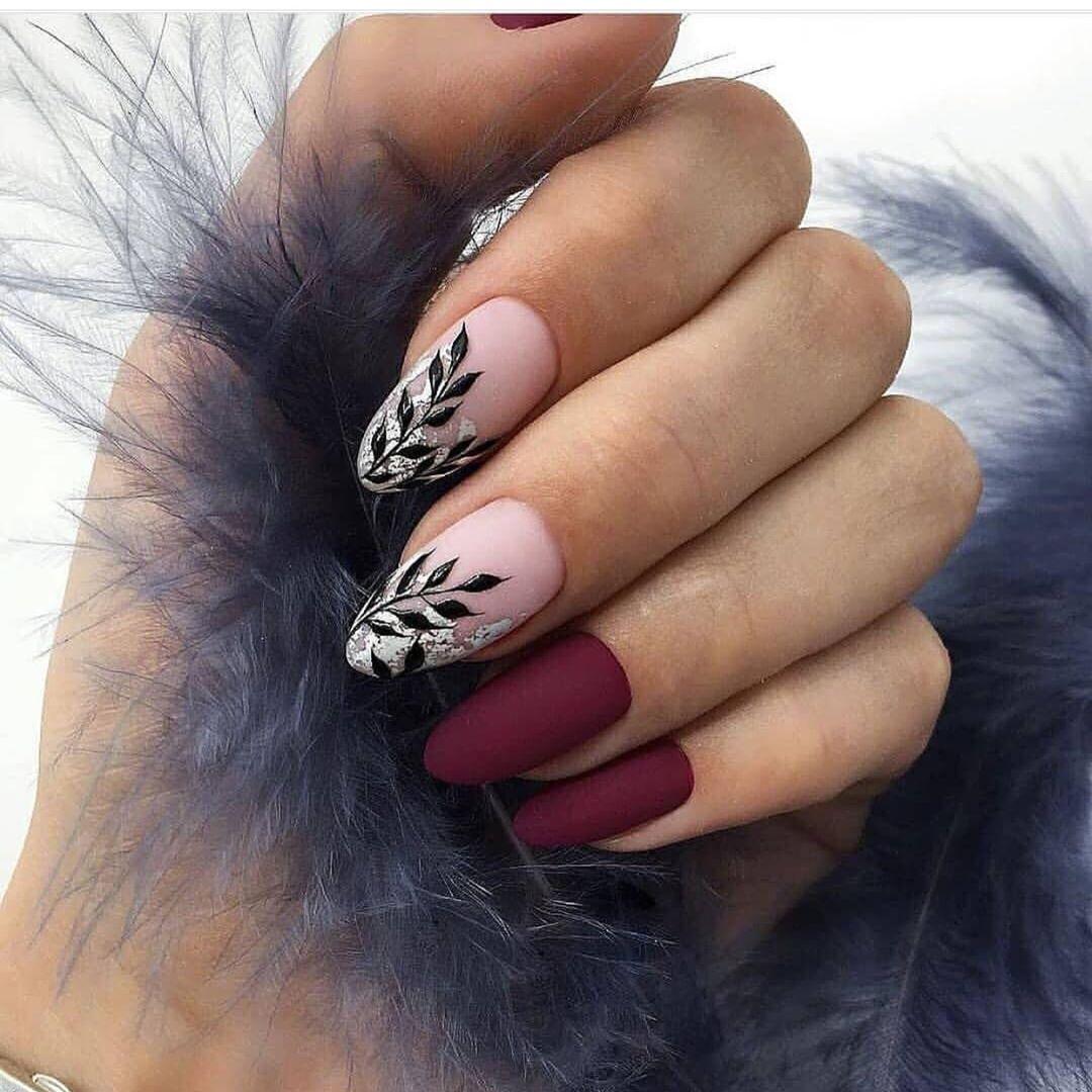 35 Cute Nail Design Ideas To Try This Season V Roce 2020 Design Nehtu Gelove Nehty A Nehty Stiletto
