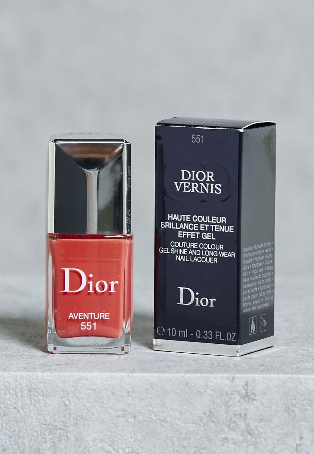 Buy Dior Pink Colour Gel Shine Amp Long Wear Nail Lacquer For Women In Mena Worldwide Globally Di779ac02ykz