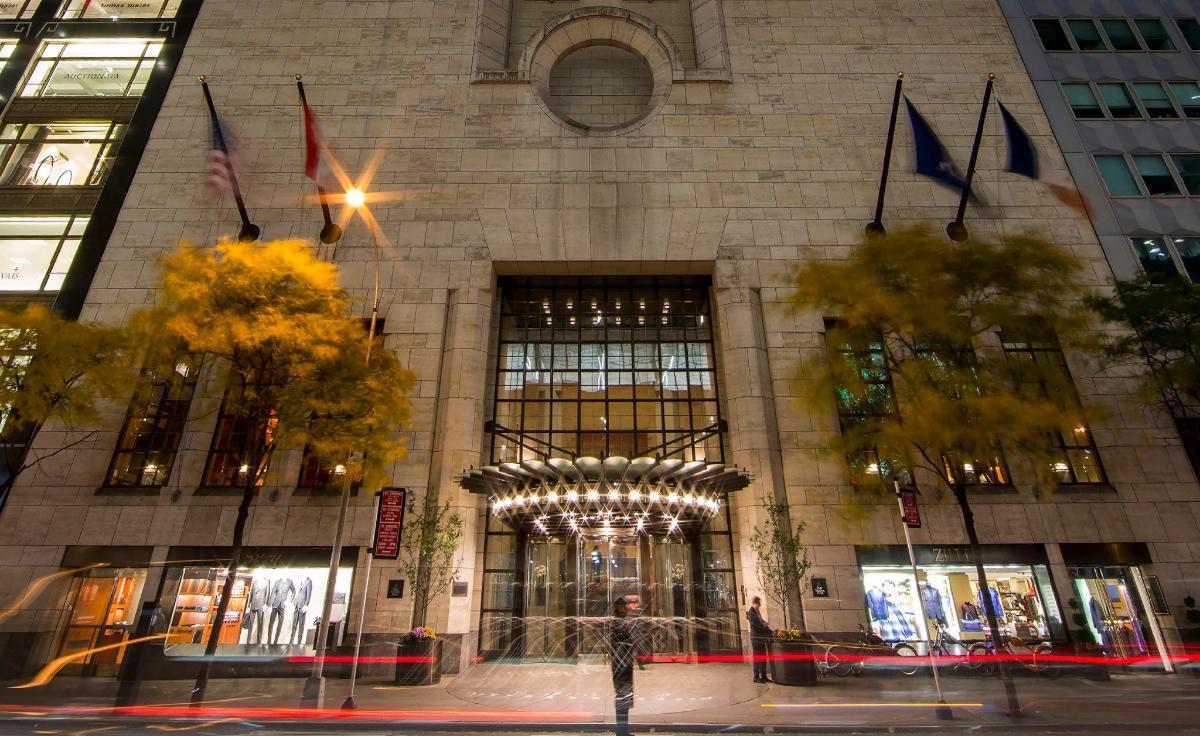 Four Seasons Hotel New York In New York Ny Room Deals Photos Reviews