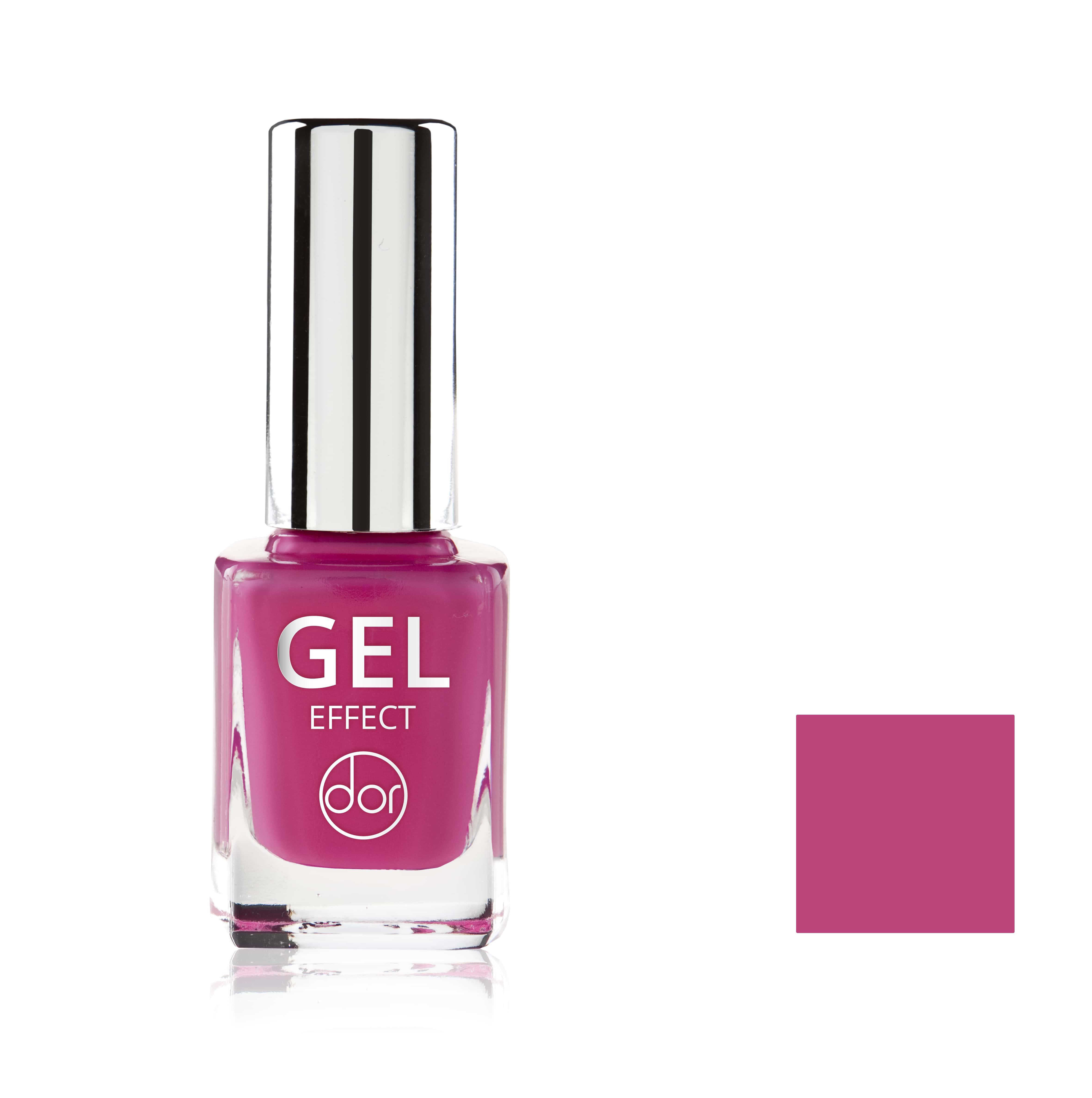 Lakier Do Paznokci Gel Effect 917 11 Ml Dor Cosmetics