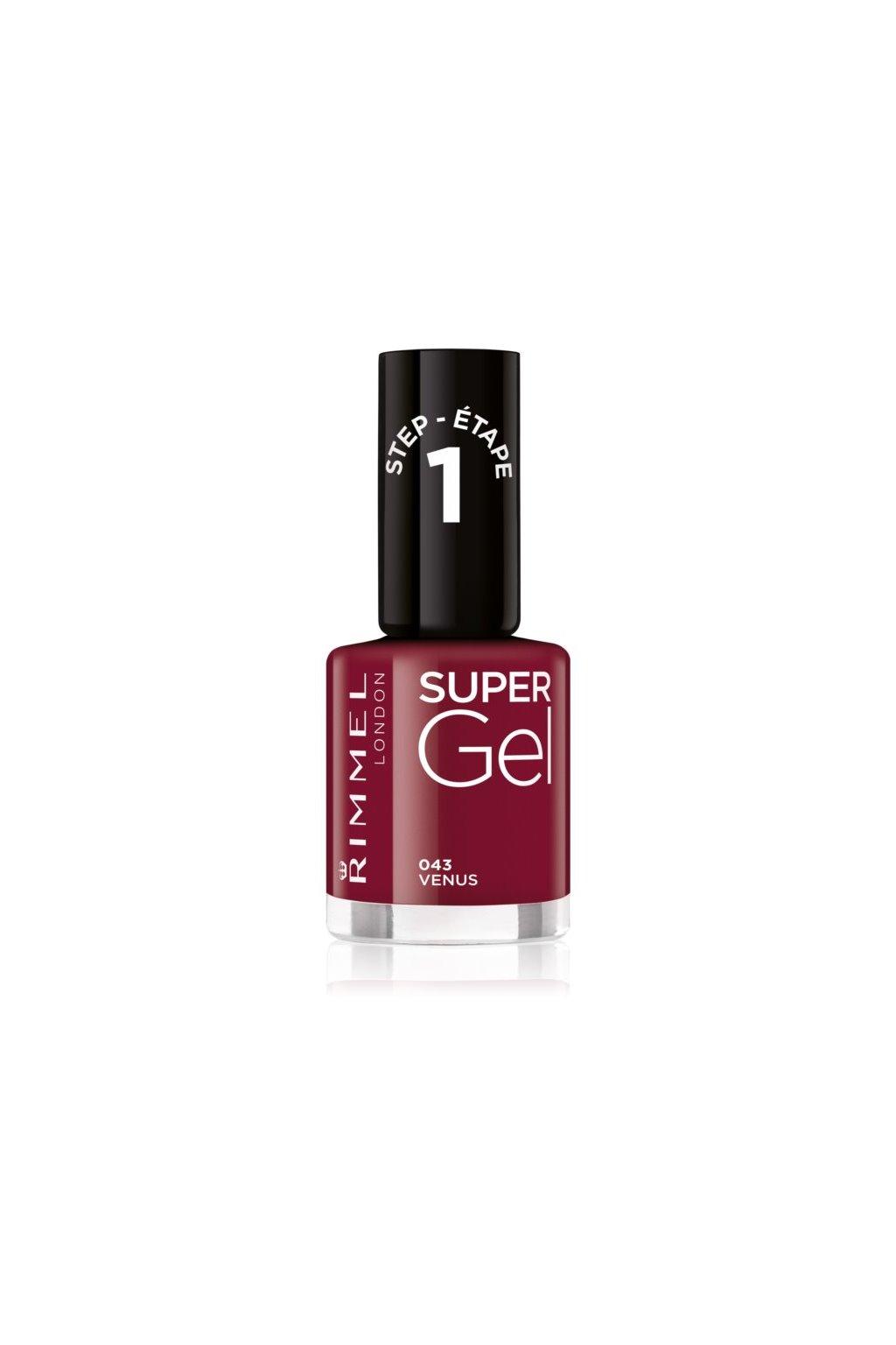 Rimmel Super Gel By Kate Lilite