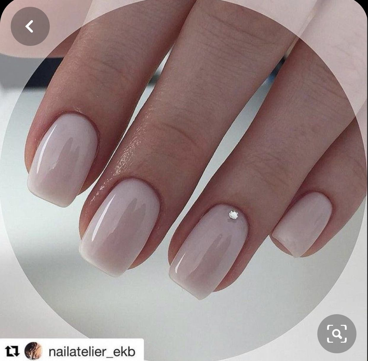 Pin By Denisa On Nails In 2020 Pink Manicure Pink Nails Pale Pink Nails