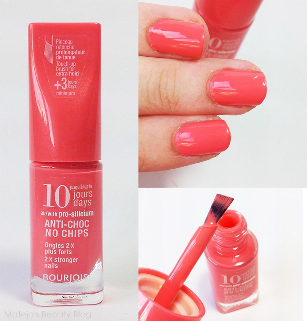 Bourjois 10 Days In The Shade 25 Mateja S Beauty Blog