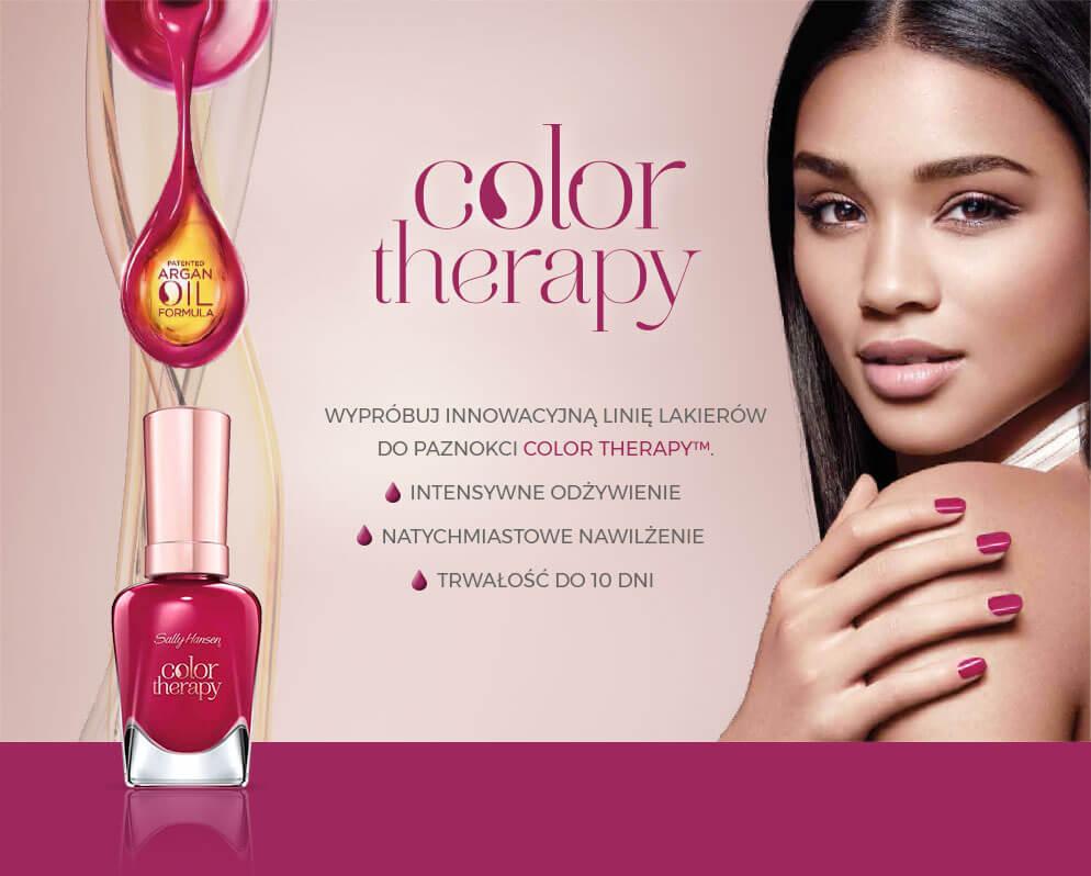 Sally Hansen Color Therapy Trwaly Lakier Do Paznokci Nr 220 Quartz 14 7 Ml Drogeria Rossmann Pl