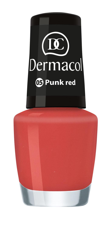 Dermacol Letni Mini Lak Na Nehty Nail Polish Mini Summer Collection 5 Ml Parfum Cz