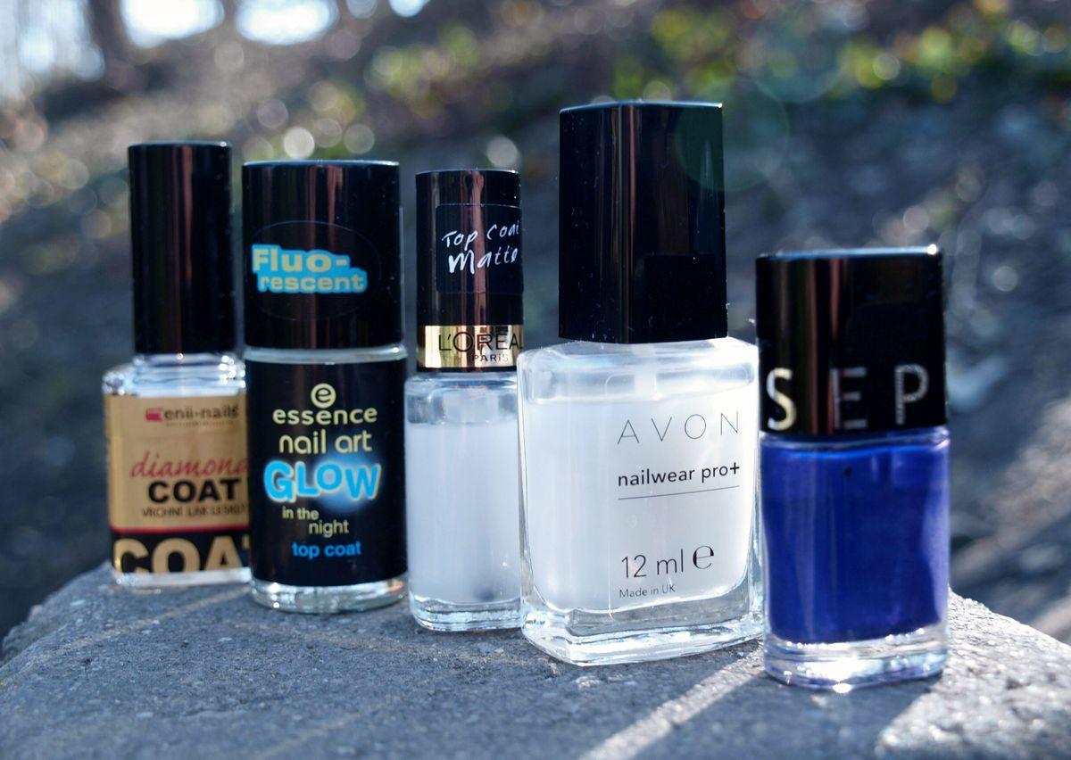 Souboj 4 Nadlaku Satenovy Versus Matny Fluorescencni A Diamantovy Snidane V Parfumerii