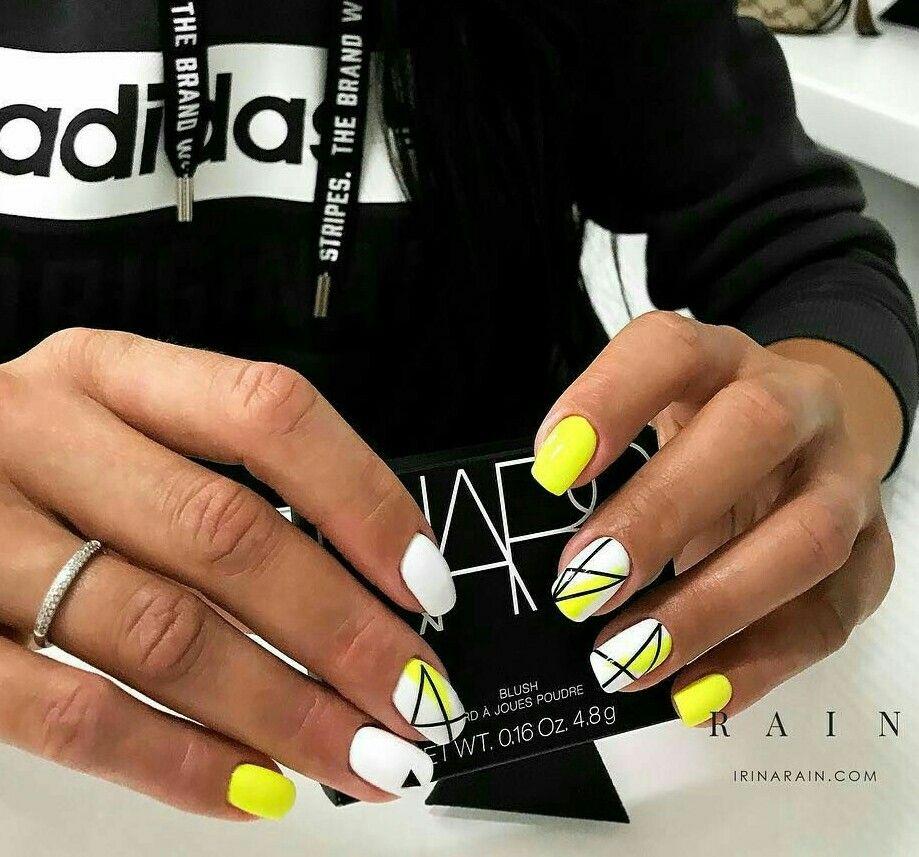 Riityeyayeѕt Iiiannaiii Nail Manicure Summer Acrylic Nails Natural Nails