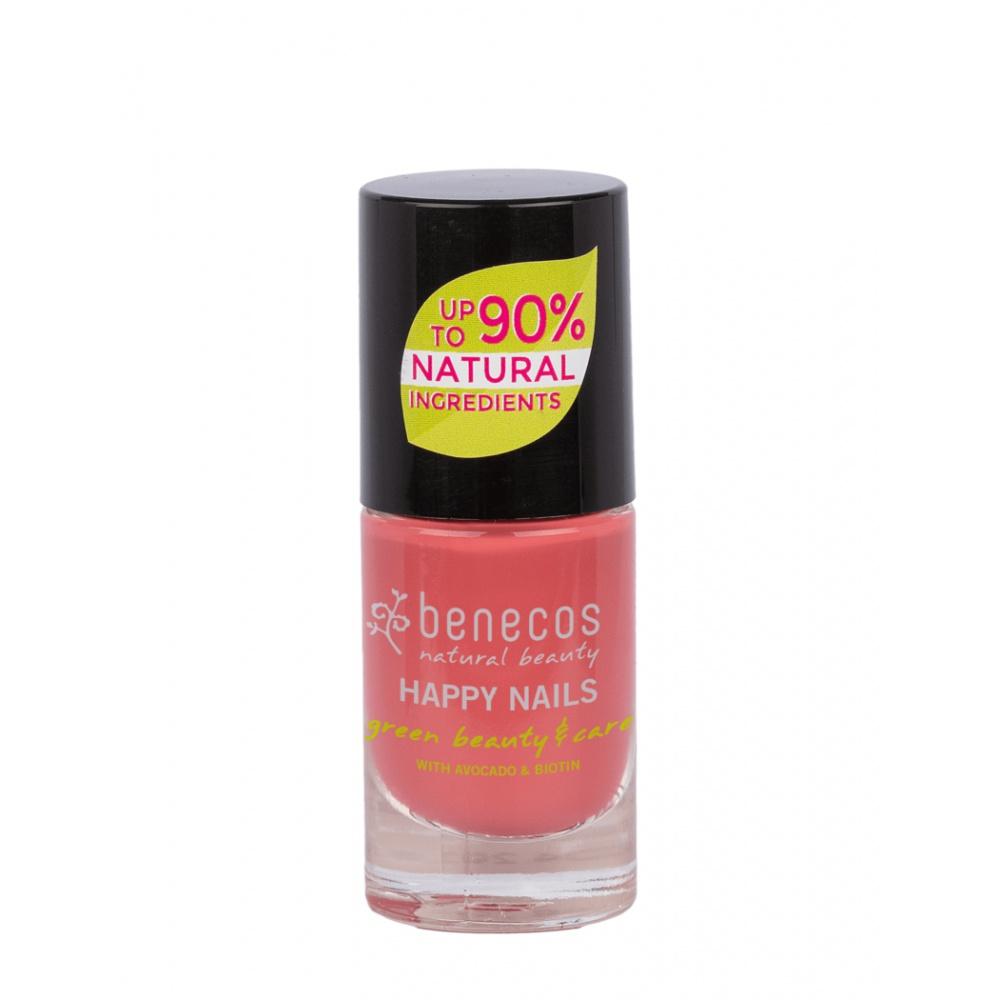Benecos Lak Na Nehty Flamingo 8 Free Dumeko Cz Prirodni Kosmetika A Ekologicka Domacnost