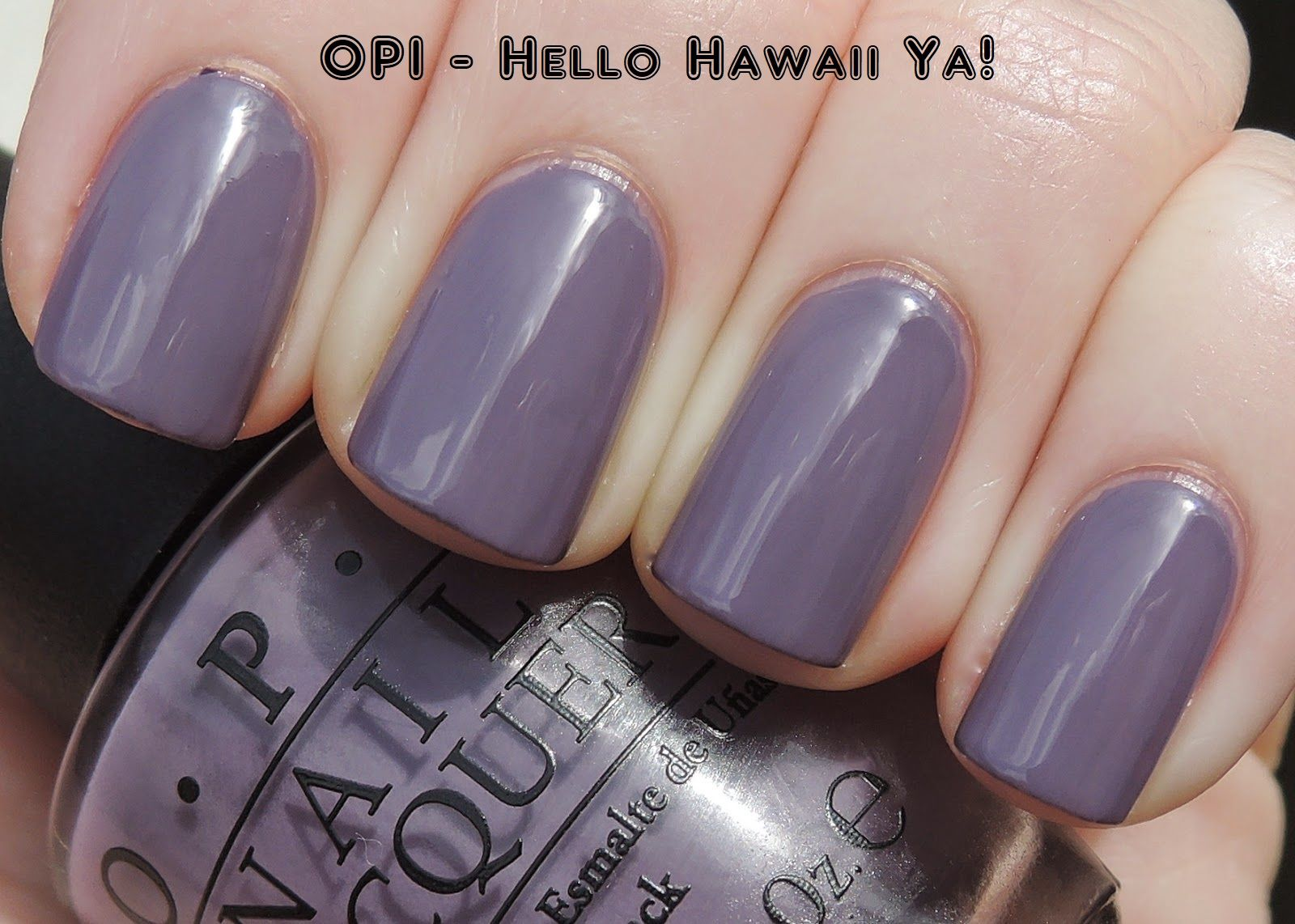 Opi Hello Hawaii Ya In 2020 Nail Polish Nails Polish