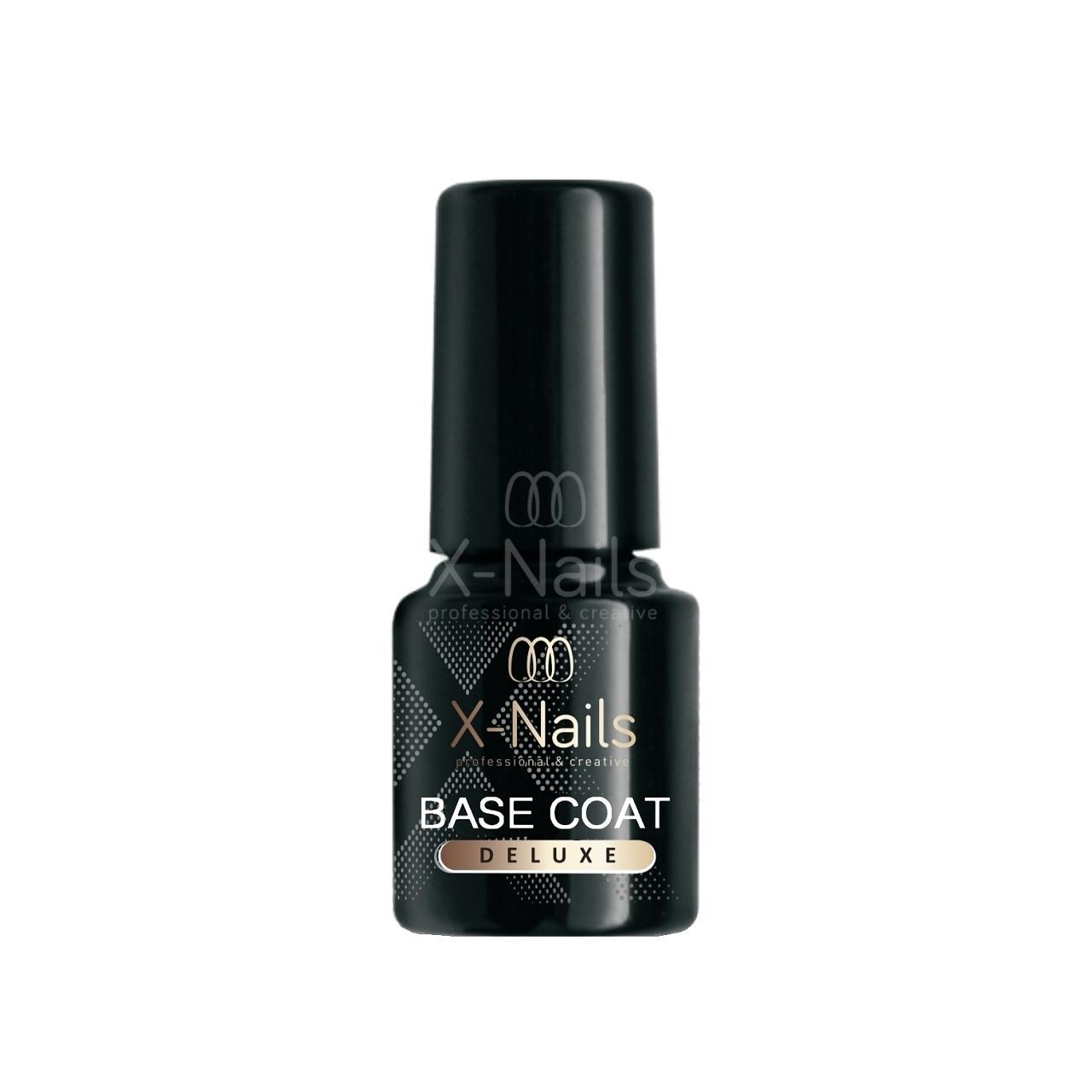 Podkladova Baze Na Nehty Podlak Gel Lak Base Coat Deluxe X Nails