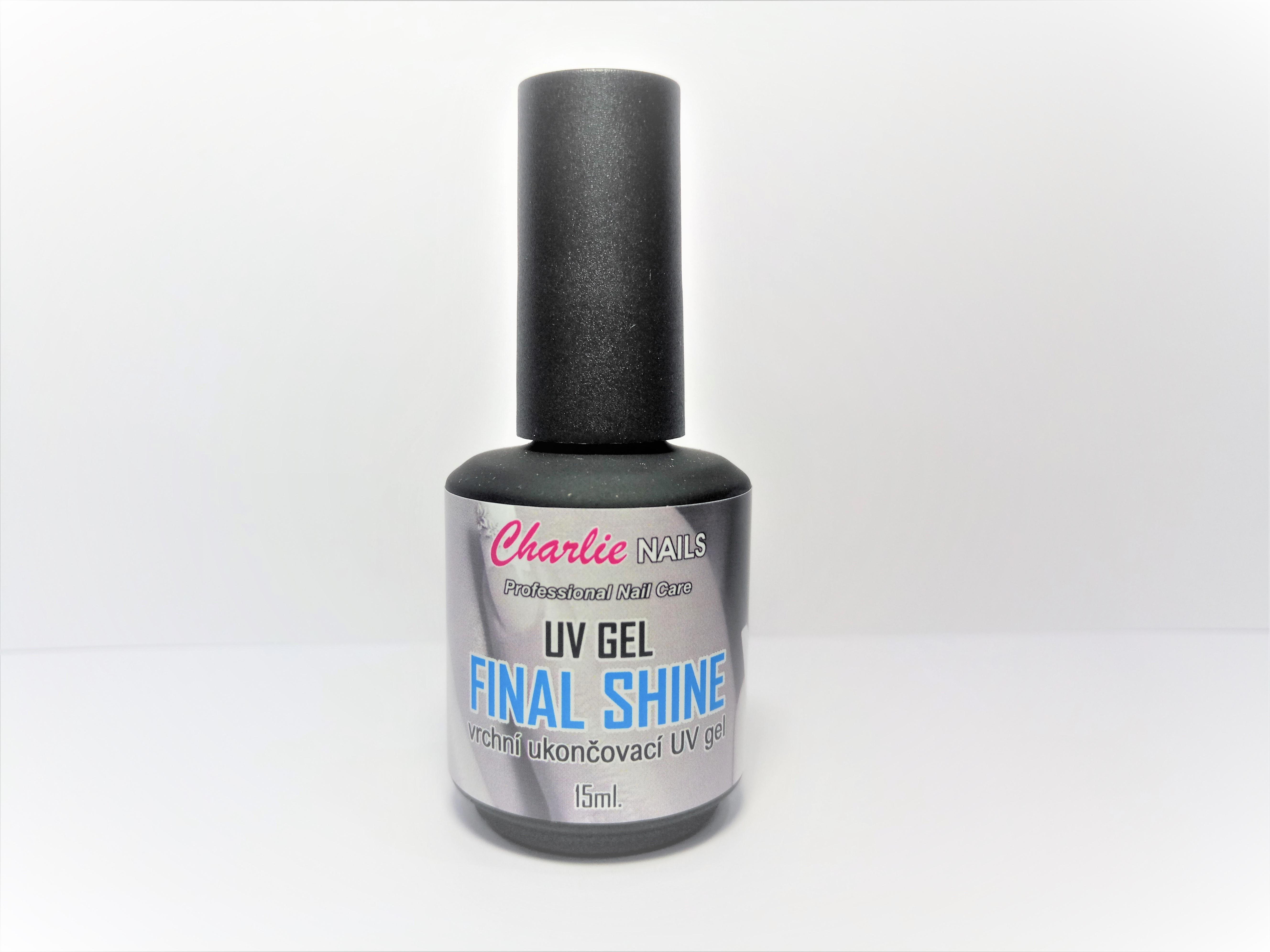 Sada Na Gelove Nehty Charlie C 29 Charlie Nails