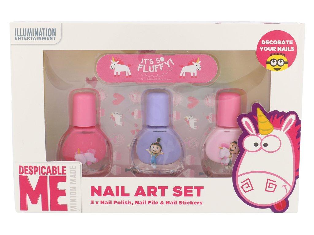 Minions Unicorns Lak Na Nehty Pro Deti Kosmetika Zdravi Cz
