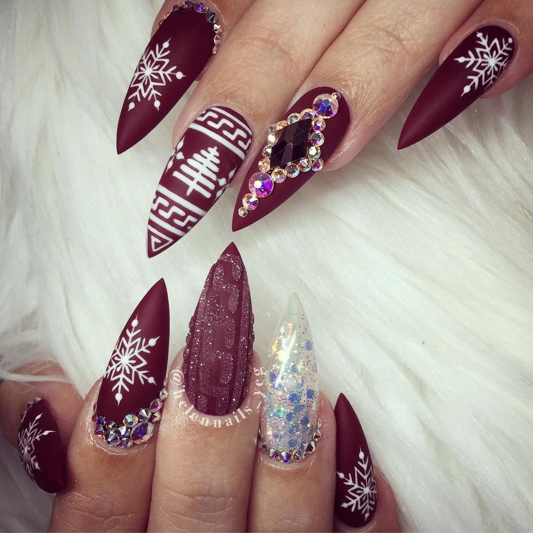 Pin By Venna On Nails Nehty