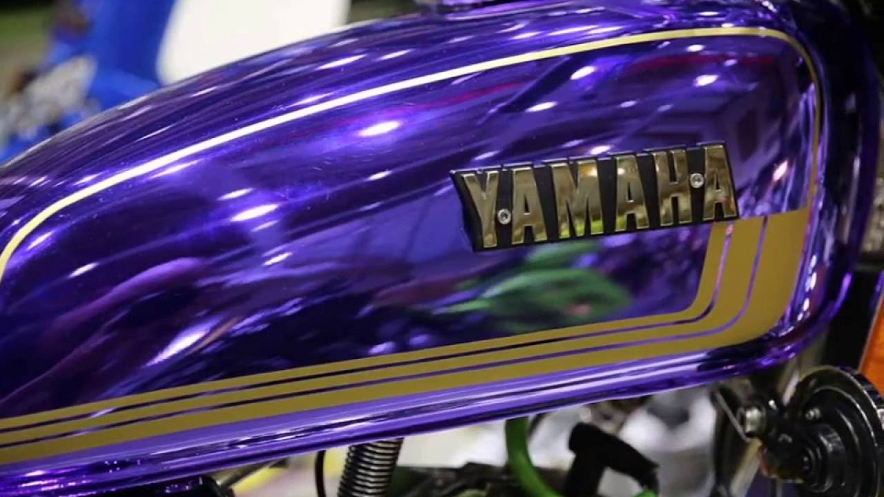 Yamaha Rx K 135 First Look By Vehicles Information