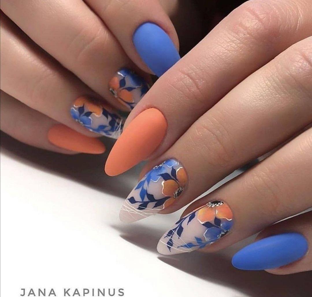 Pin By Petulka On Nails Gelove Nehty Nehty Manikura