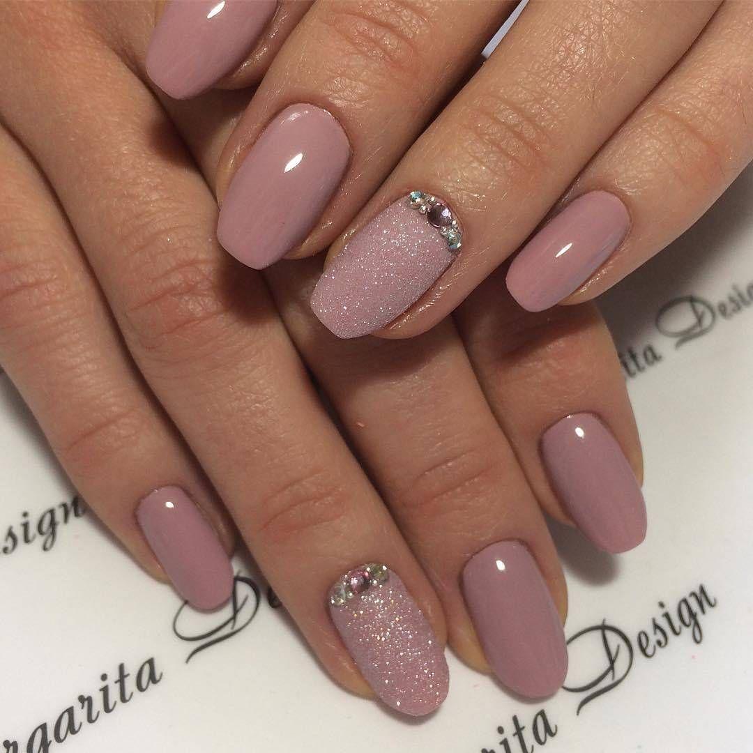 Nails Best Manicure Ideas On Instagram Avtor Margo Nailsdesign Gelove Nehty Design Nehtu Kratke Nehty