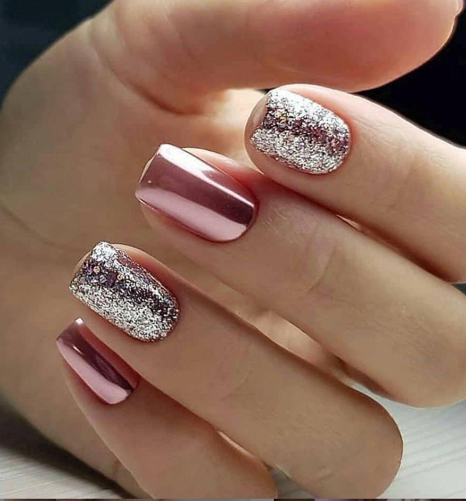 36 Awesome Summer Nail Design Ideas For Short Nails 2019 Gelove Nehty Design Nehtu A Nehty