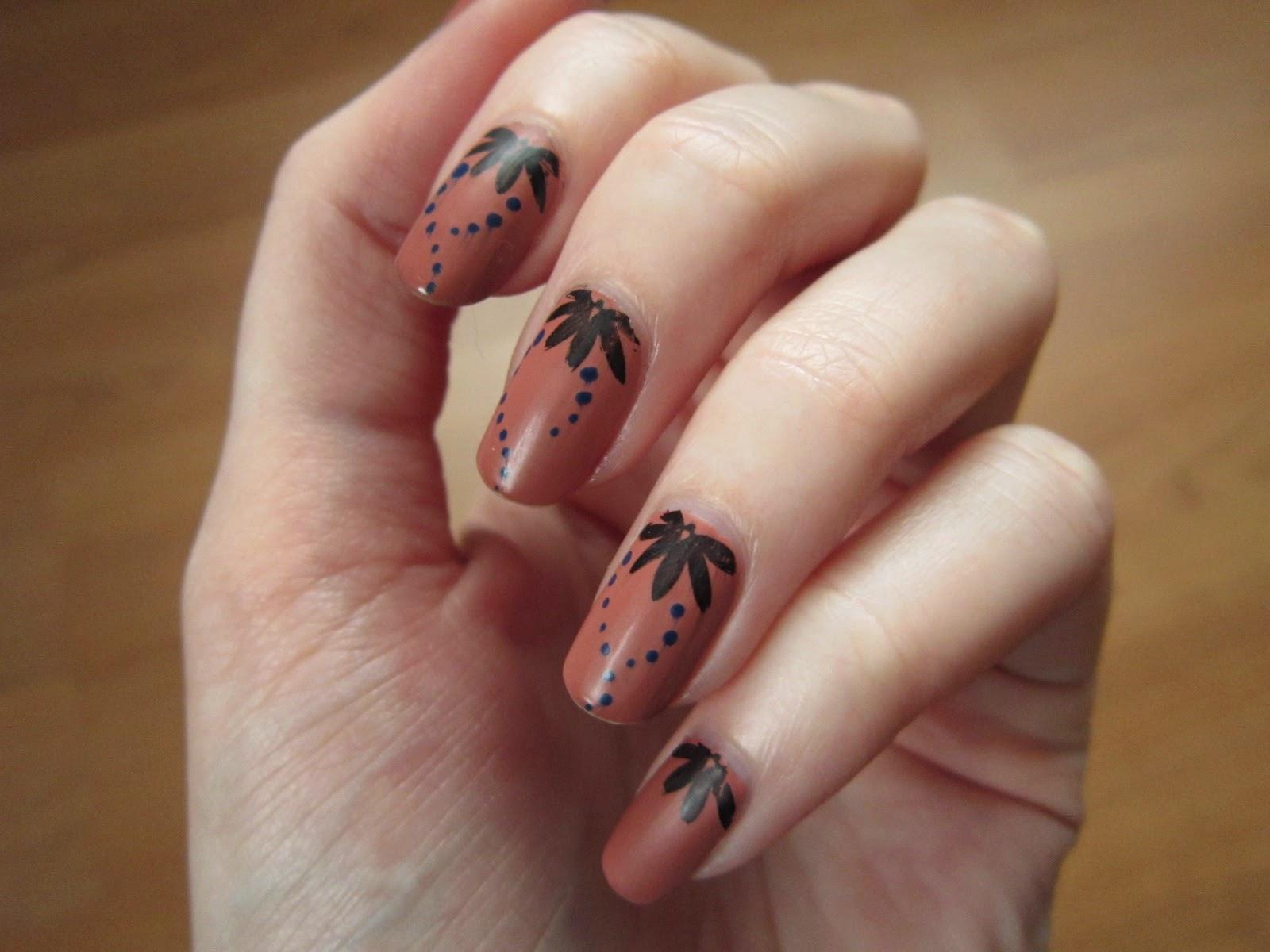 Nenapadny Matny Nail Art Blogerky Cz