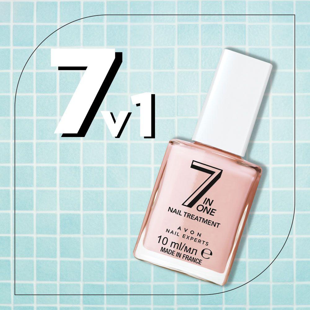 Podkladovy Lak Na Nehty 7 V 1 In 2020 Avon Nails Nail Treatment Perfume Bottles