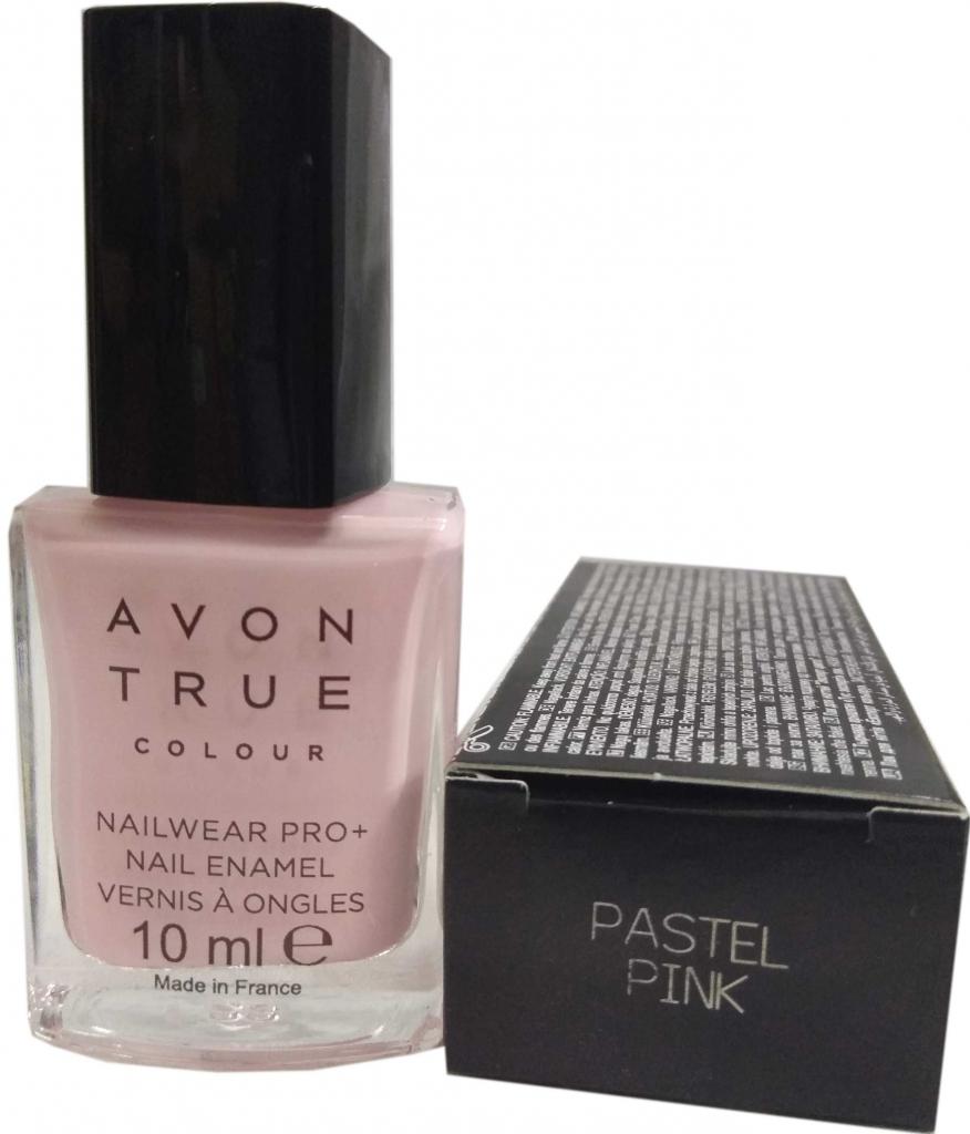 Avon Lak Na Nechty True Color Nail Wear Pro Pastel Pink 10 Ml Alternativy Heureka Sk