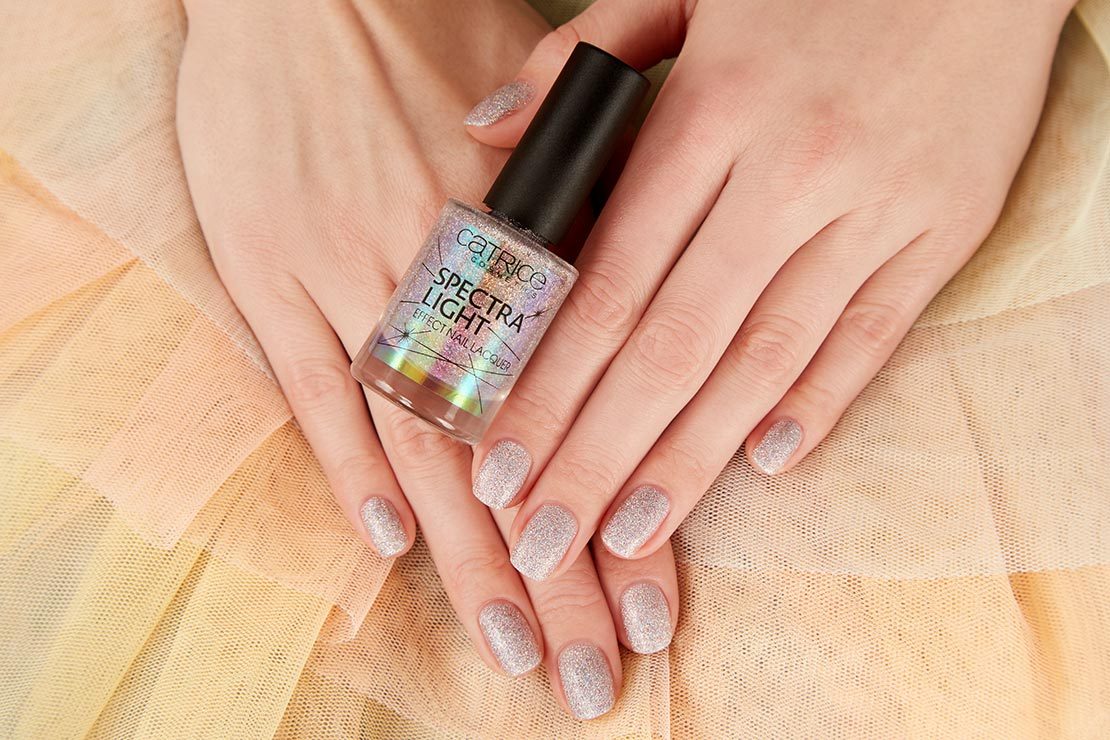 Spectra Light Effect Nail Lacquer 01 Catrice Cosmetics