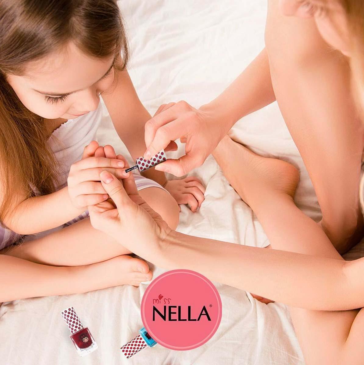 Predstavujeme Detsky Lak Na Nehty Miss Nella Skibi Kids